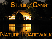Studio/Gang Nature Boardwalk at Lincoln Park