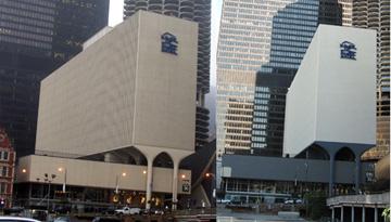 Marina City Hotel Sax Chicago